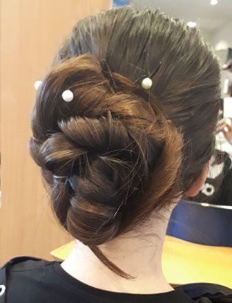 Trends und Frisuren
