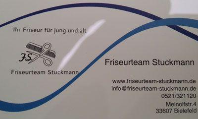 Friseurteam Stuckmann - Ihr Friseur für jung und alt
